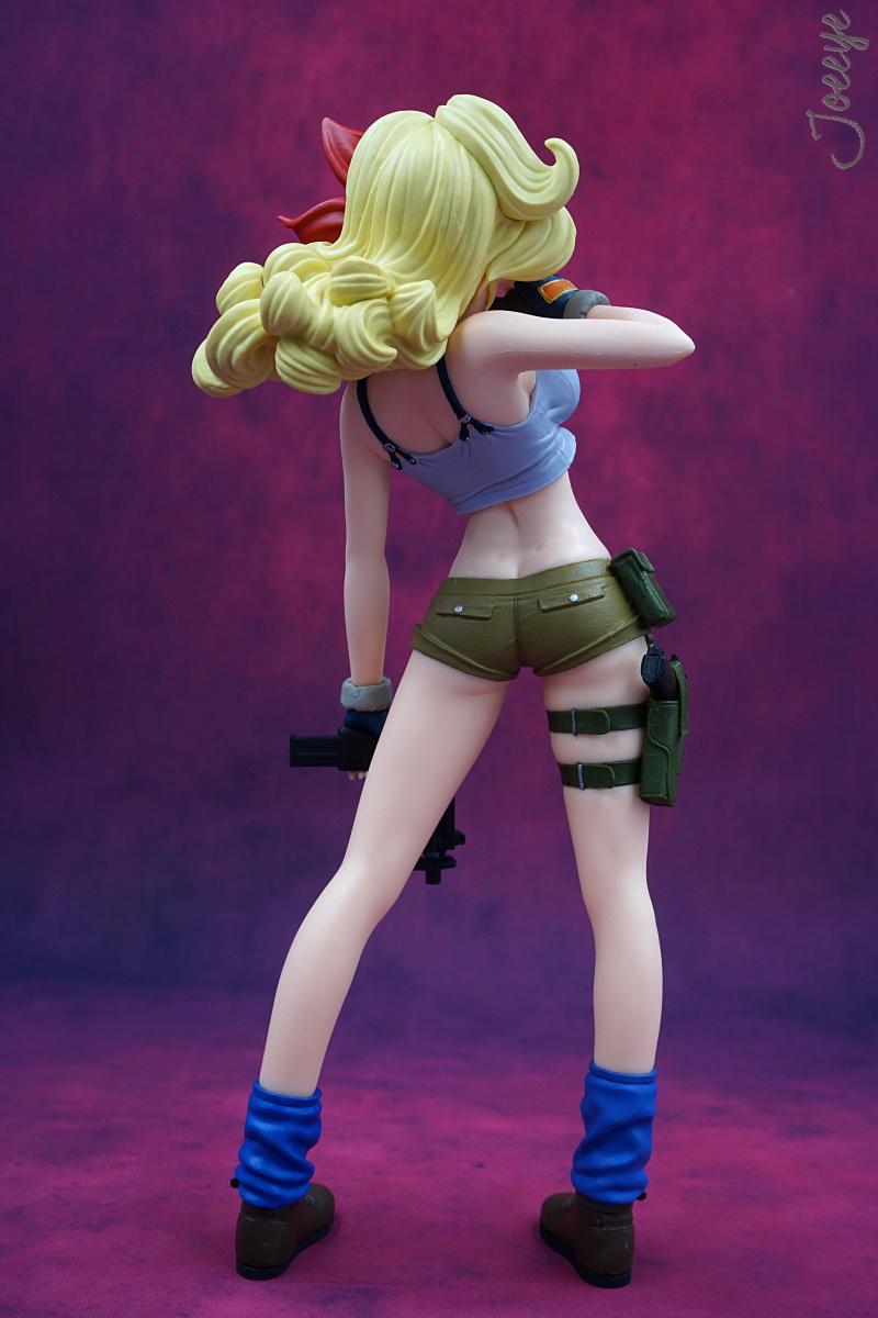DRAGON BALL Glitter & Glamours Lunch Anime Garage Kits Dolls Statue Collectibles (1)-Garage Kit Dolls