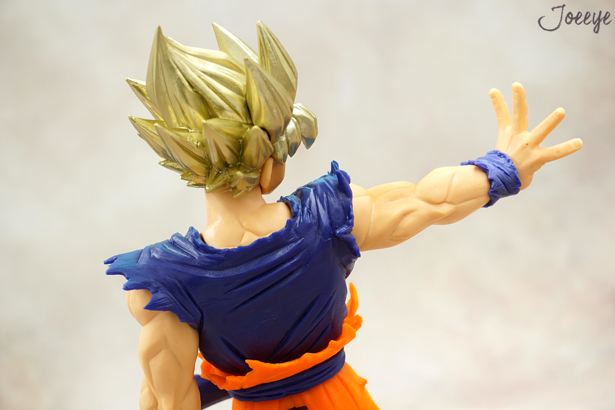 DRAGON BALLZ(Zetto) Blood of Saiyans Garage Kits resin Figure Models-Garage Kit Dolls