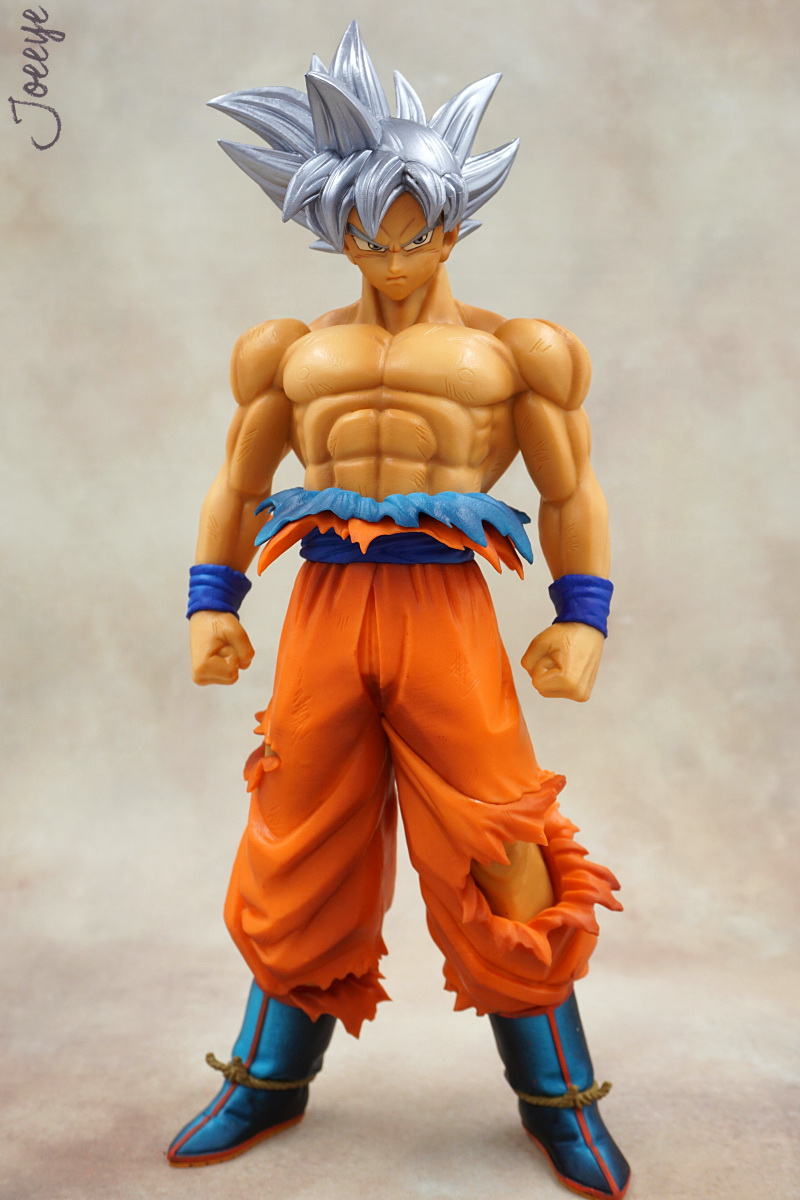 Dragon Ball Super (BATTLE OF WORLD with DRAGONBALL LEGENDS) Statue Collectibles-Garage Kit Dolls