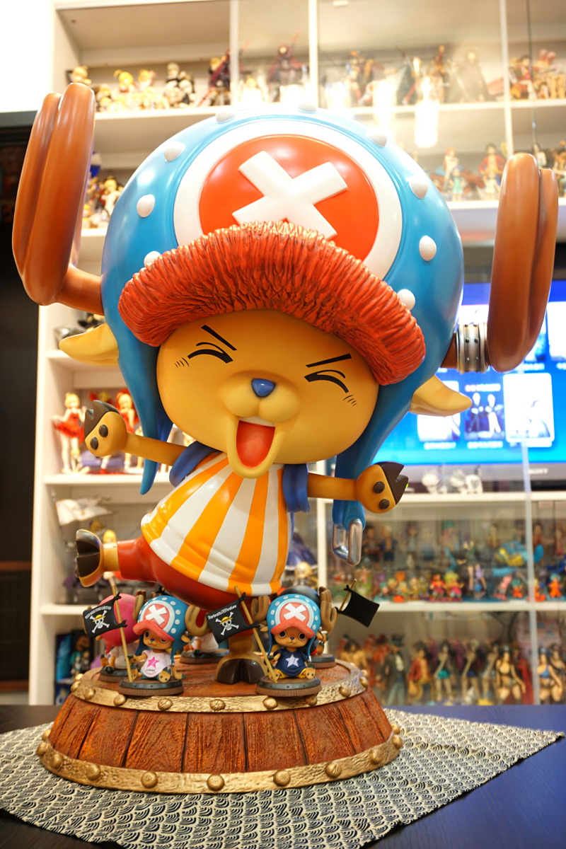 One Piece Tony Tony Chopper Garage Kit Model-Garage Kit Dolls