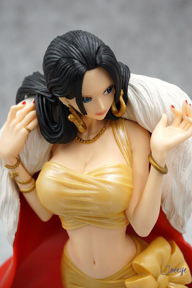 One Piece Glitter & Glamours Boa Hancock Christmas Style Rare Figurines 1264-Garage Kit Dolls