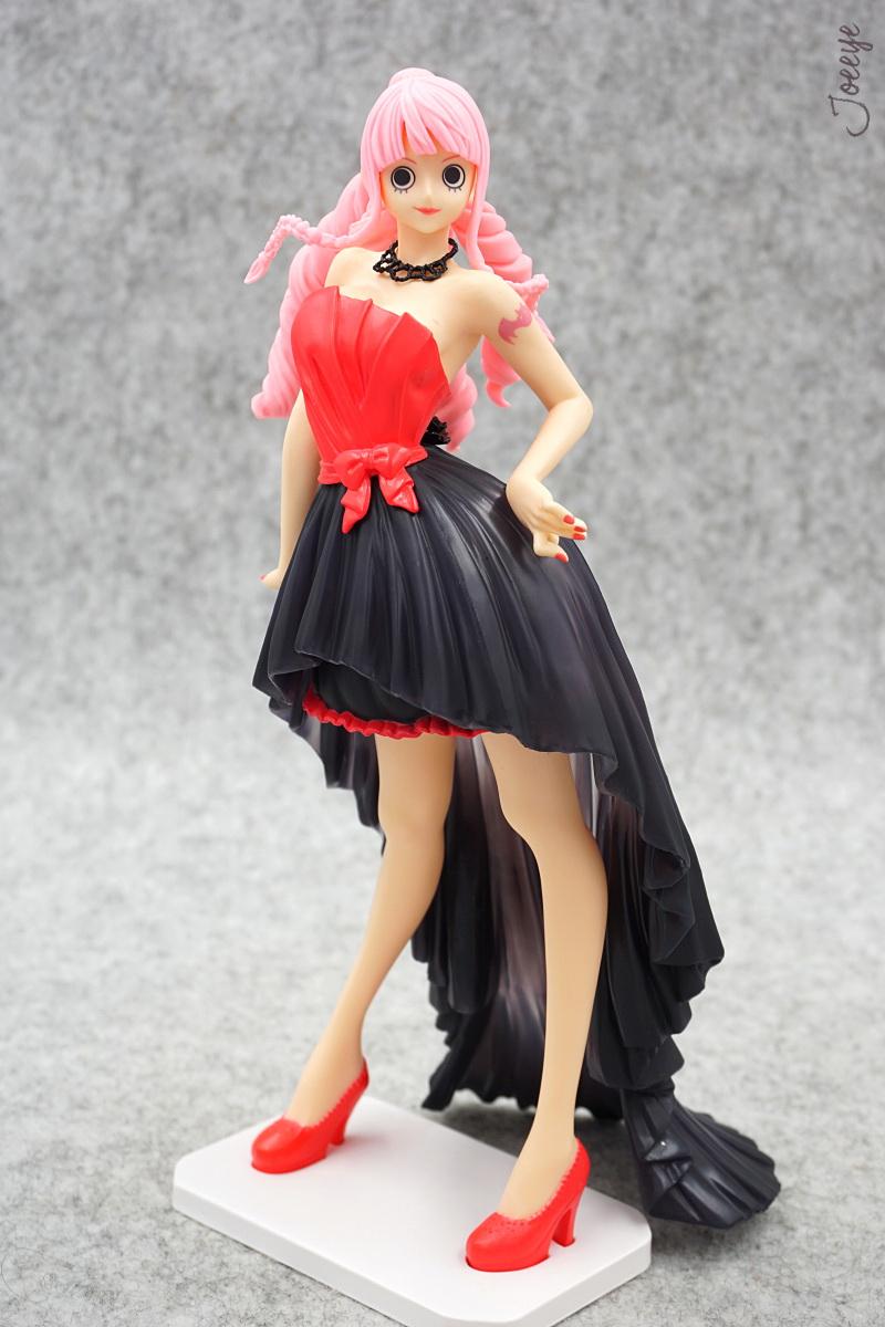One Piece Lady Edge: Wedding Perona Garage Kits Resin Models-Garage Kit Dolls