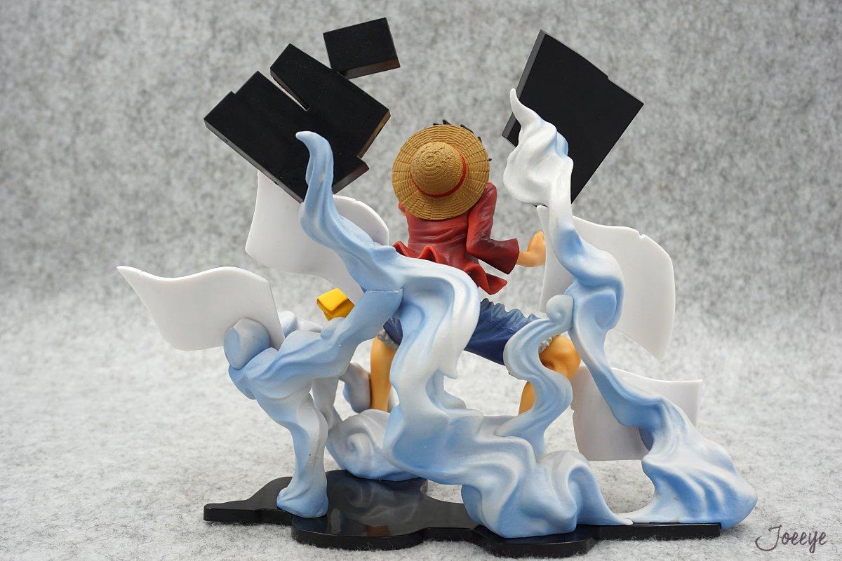 Banpresto One Piece STOR AGE Monkey D. Luffy Garage Kits resin Figure Models-Garage Kit Dolls