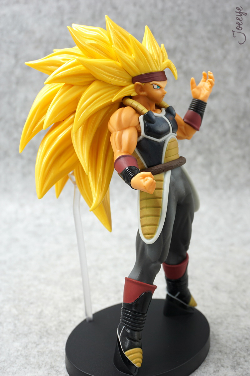 Banpresto DRAGON BALL DXF Vol.3 Burdock XENO Garage Kits resin Figure Models-Garage Kit Dolls