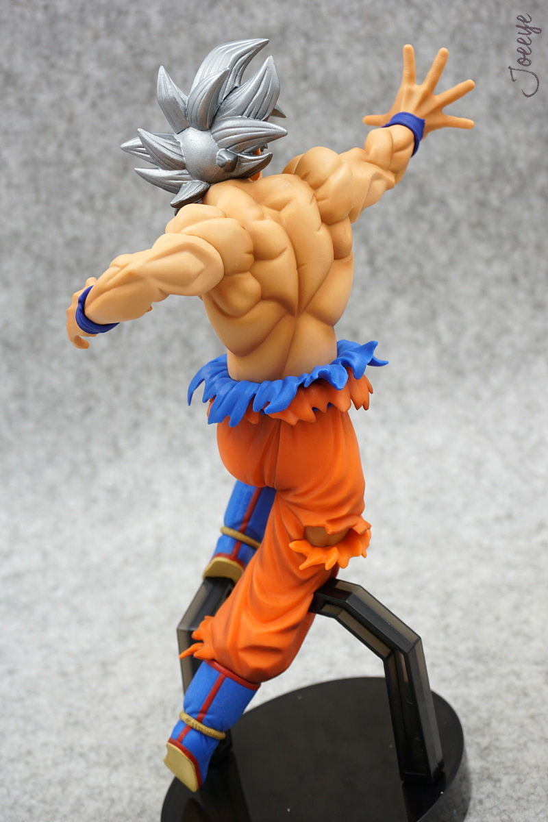 Banpresto DRAGON BALL Kakarotto Migatte no Gokui Garage Kits resin Figure Models-Garage Kit Dolls