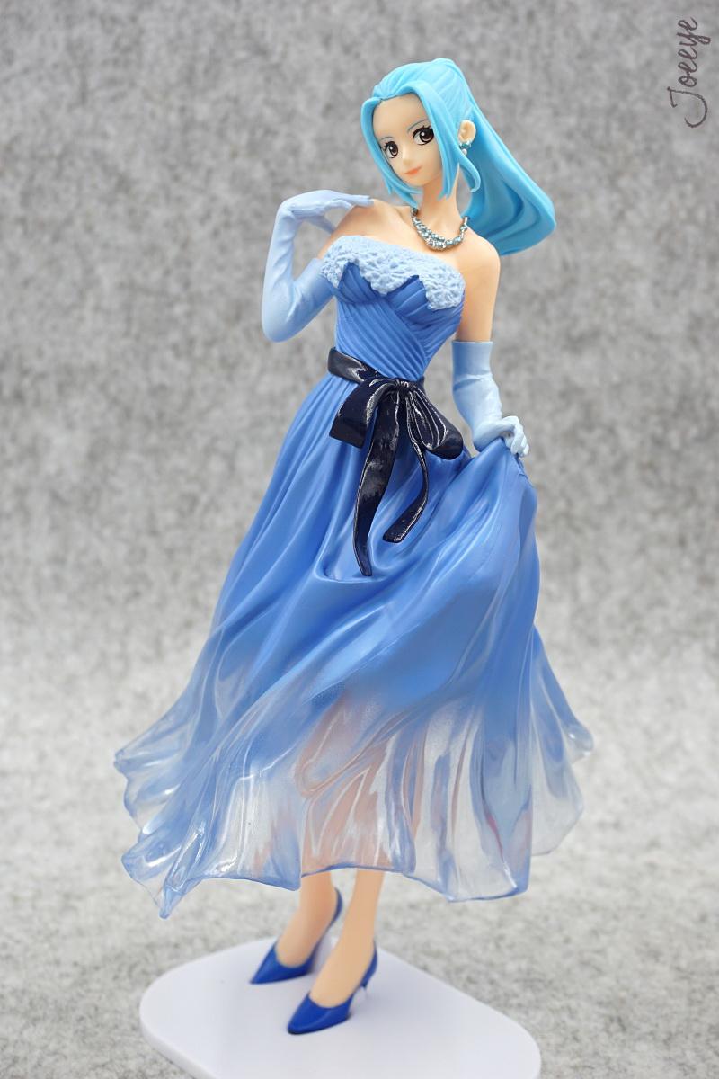 Banpresto One Piece Lady Edge: Wedding Nefeltari Vivi Garage Kits resin Figure Models-Garage Kit Dolls