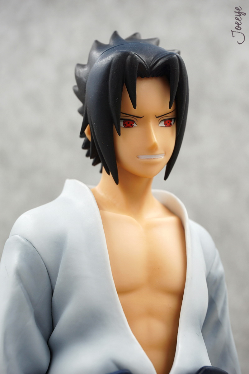 One Piece Banpresto Grandista -Shinobi Relations Uchiha Sasuke Garage Kits resin Figure Models-Garage Kit Dolls