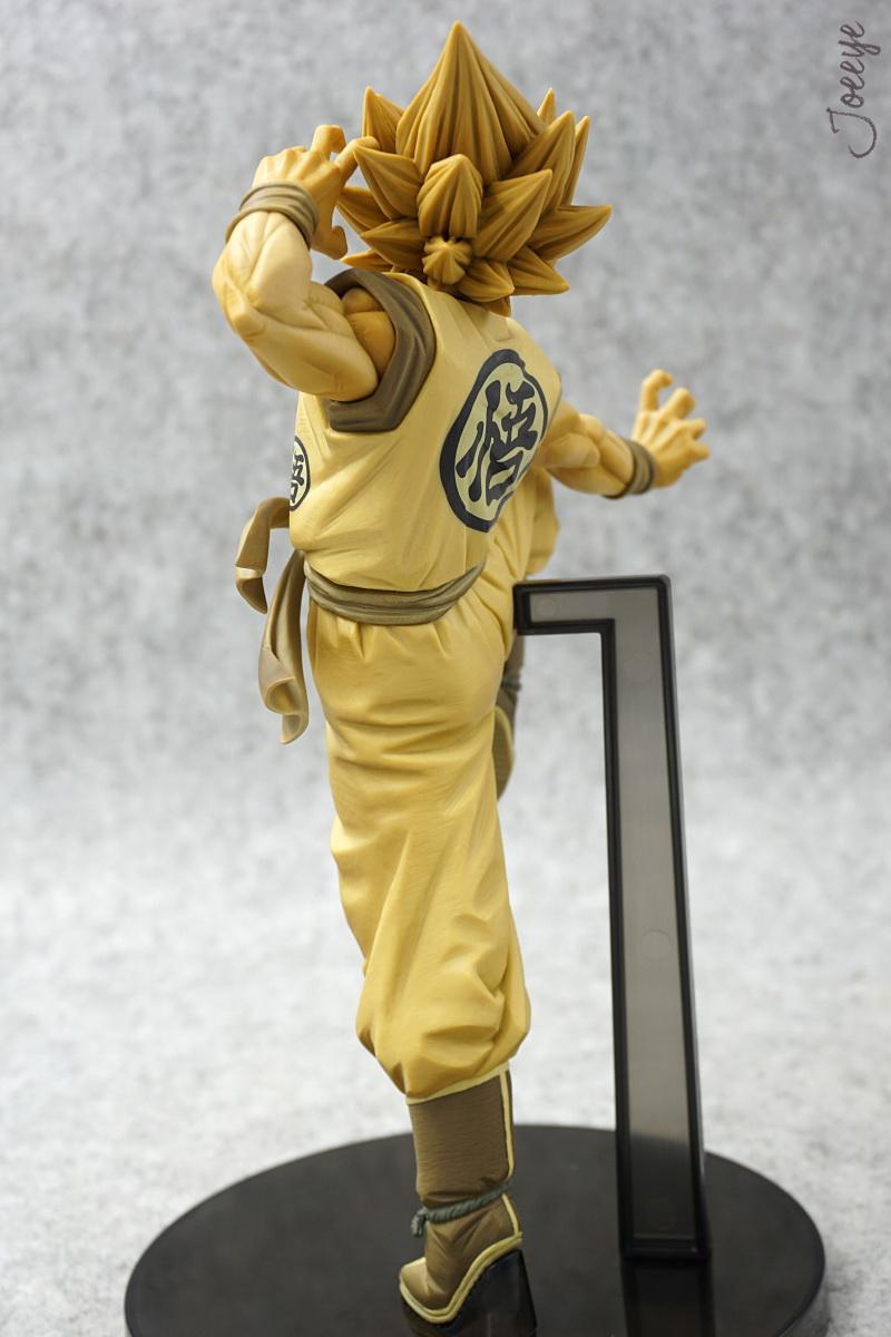 DRAGON BALL Banpresto Kakarotto スーパーサイヤ人 Garage Kits Resin Models-Garage Kit Dolls