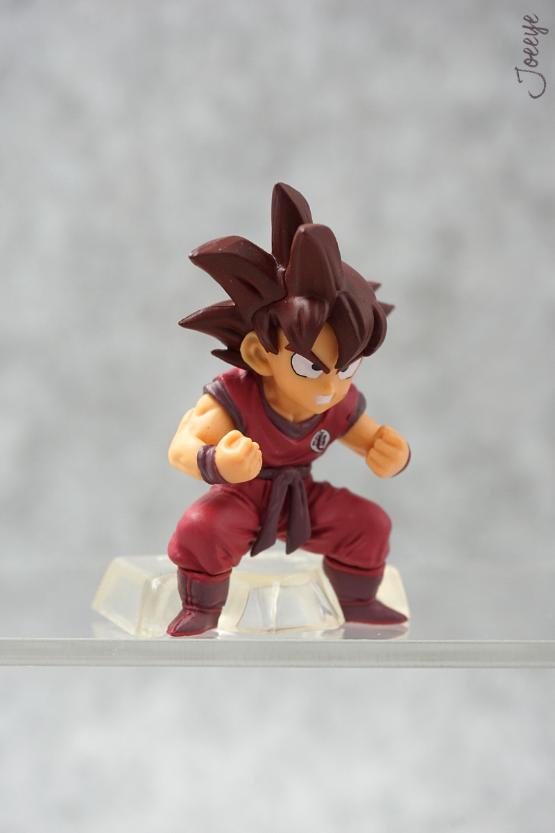 Bandai DRAGON BALLZ (Zetto) Adverge 8 Garage Kits Resin Models 1241-Garage Kit Dolls