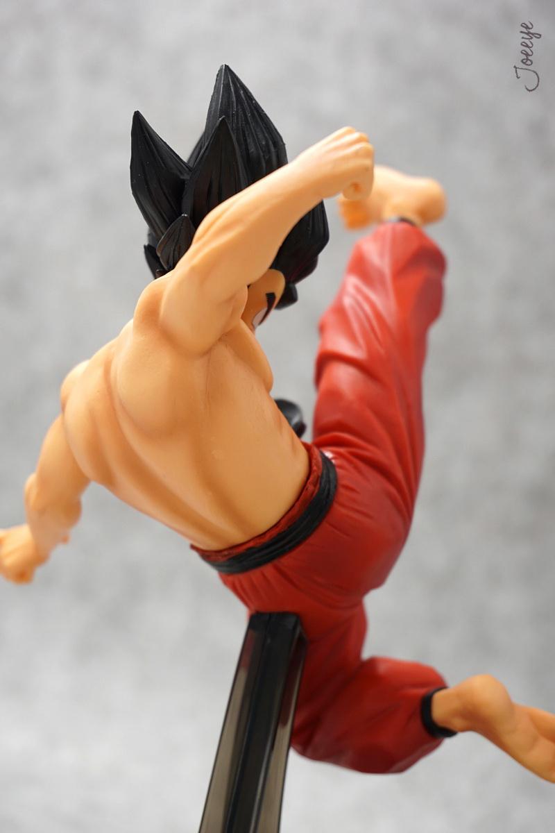 Banpresto DRAGON BALL Match Makers Kakarotto VS Piccolo Garage Kit Model-Garage Kit Dolls