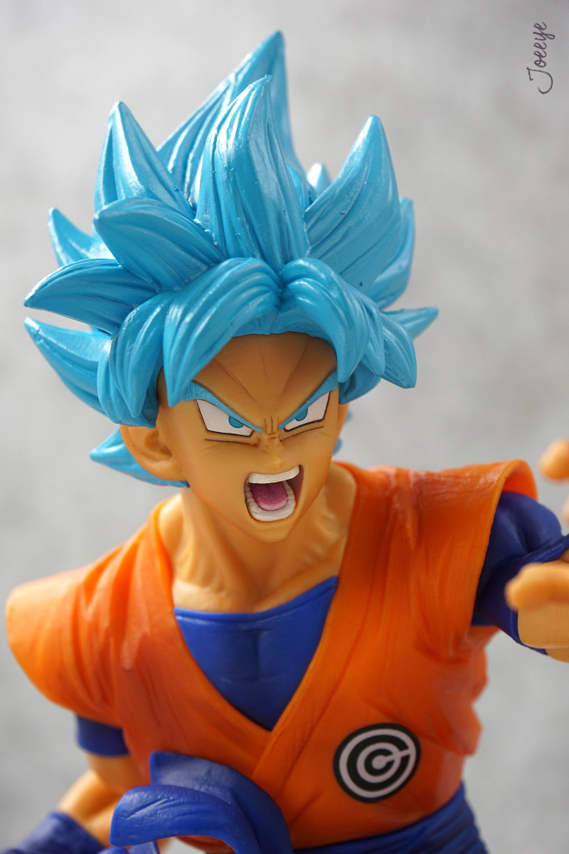 Banpresto Dragon Ball Super Vol.1 Kakarotto Garage Kit Model-Garage Kit Dolls