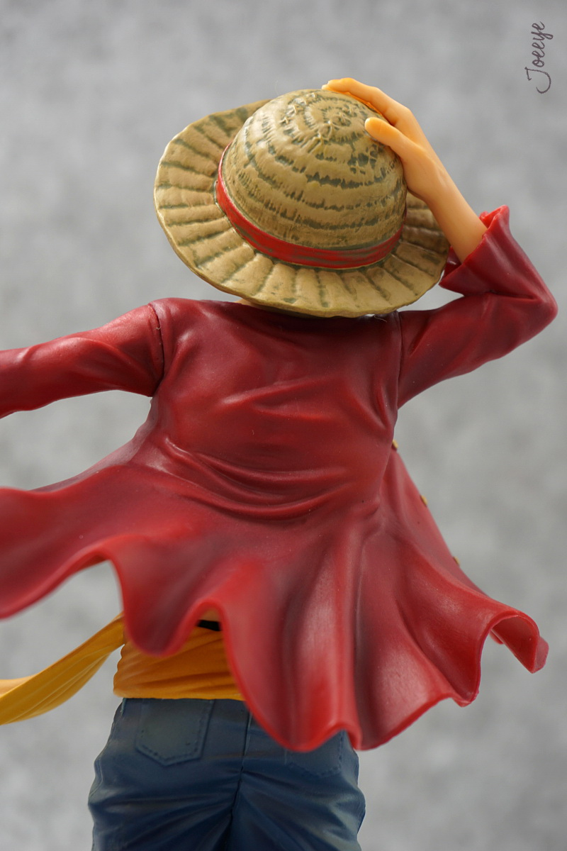 Banpresto One Piece Magazine Figure Monkey D. Luffy Garage Kits resin Figure Models-Garage Kit Dolls