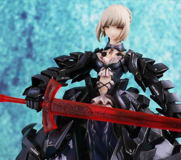 Fate/EXTRA Saber Anime Garage Kits Dolls Figure Statue-Garage Kit Dolls