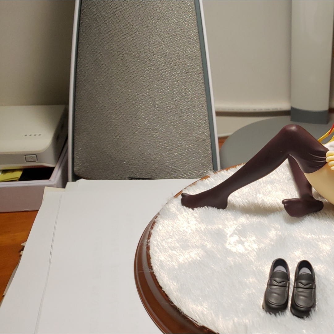 Saekano:How to Raise a Boring Girlfriend Sawamura Spencer Eriri Action Figure Toys Figure Statue-Garage Kit Dolls