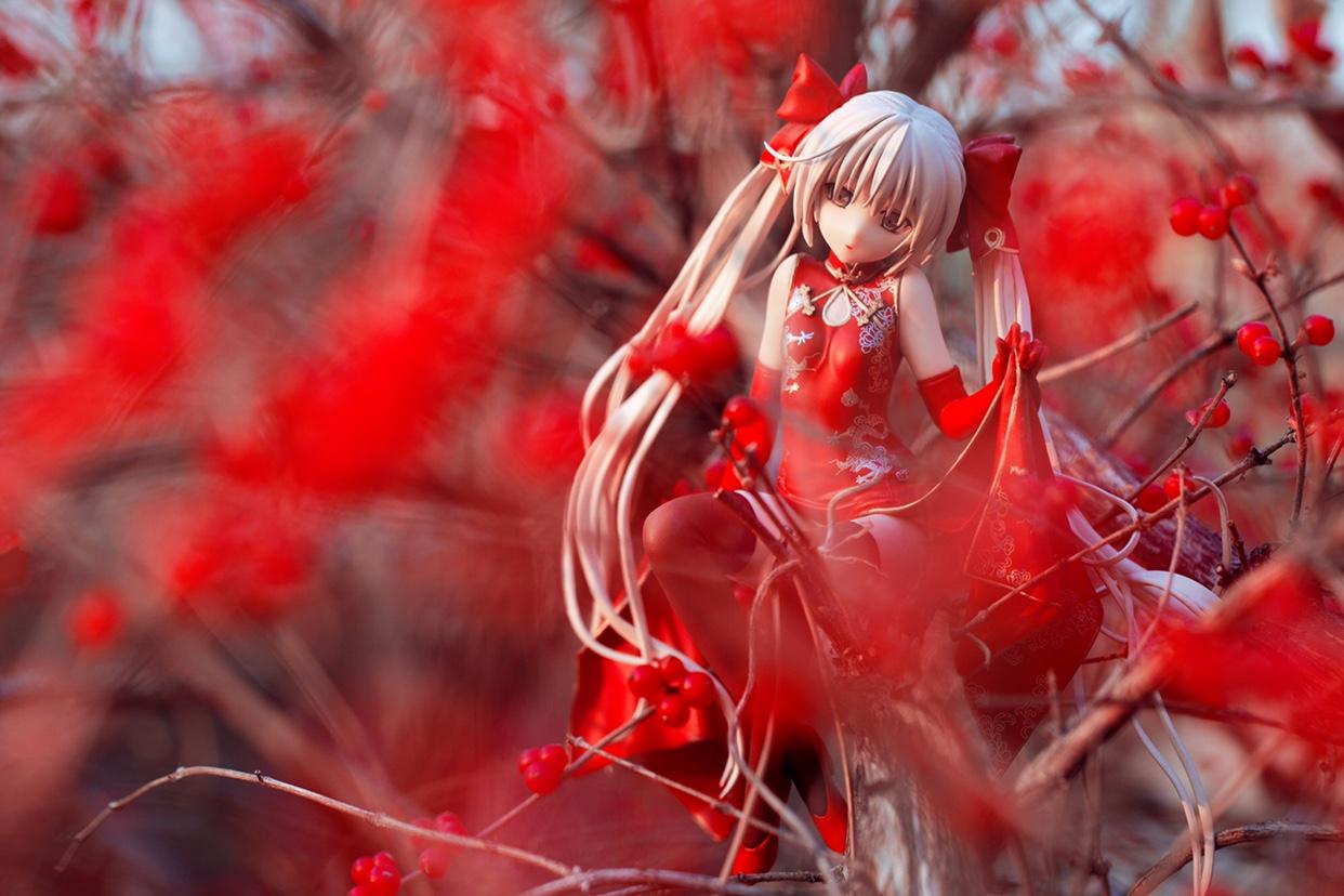 Yosuga no Sora Kasugano Sora Action Figure Toys Figure Statue-Garage Kit Dolls