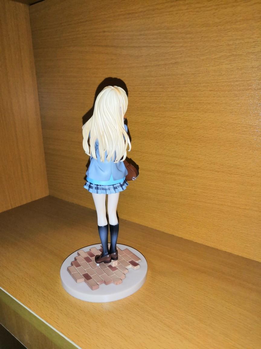 Your Lie in April Miyazono Kaori Anime Garage Kits Dolls Figure Statue-Garage Kit Dolls