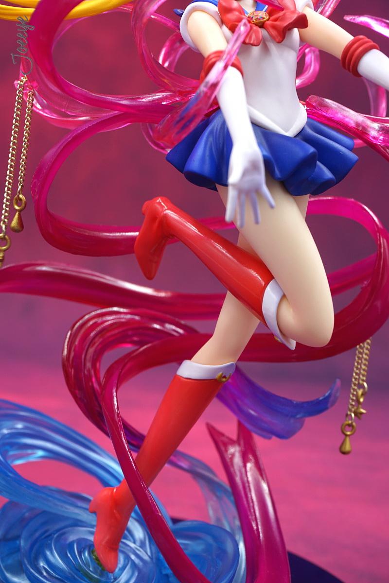 Figuarts Zero chouette Tsukino Usagi Collectible Action Figures Garage Kit-Garage Kit Dolls