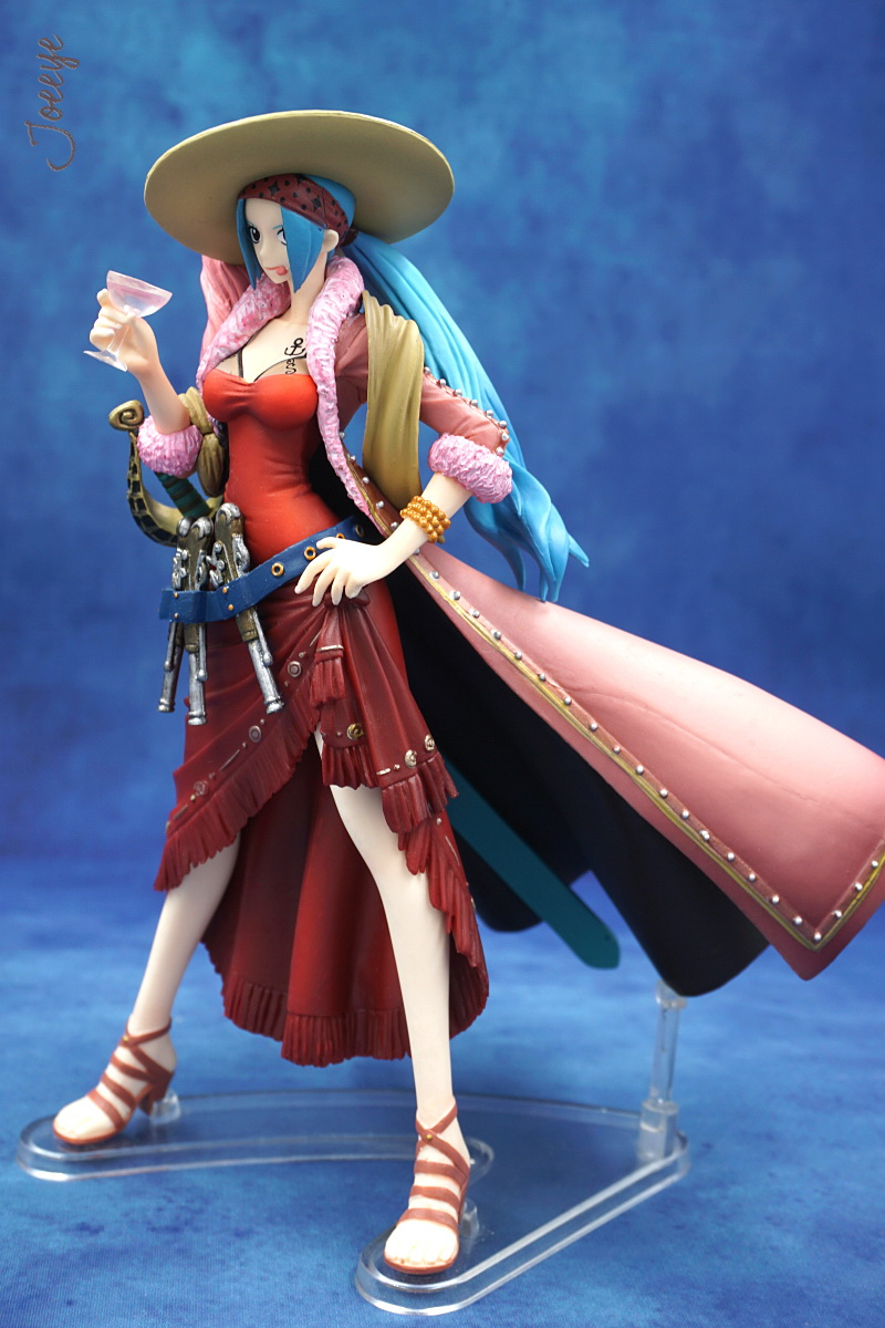 One Piece EXTRA CLOSET Re:Members Log Garage Kit Statue Collectibles-Garage Kit Dolls