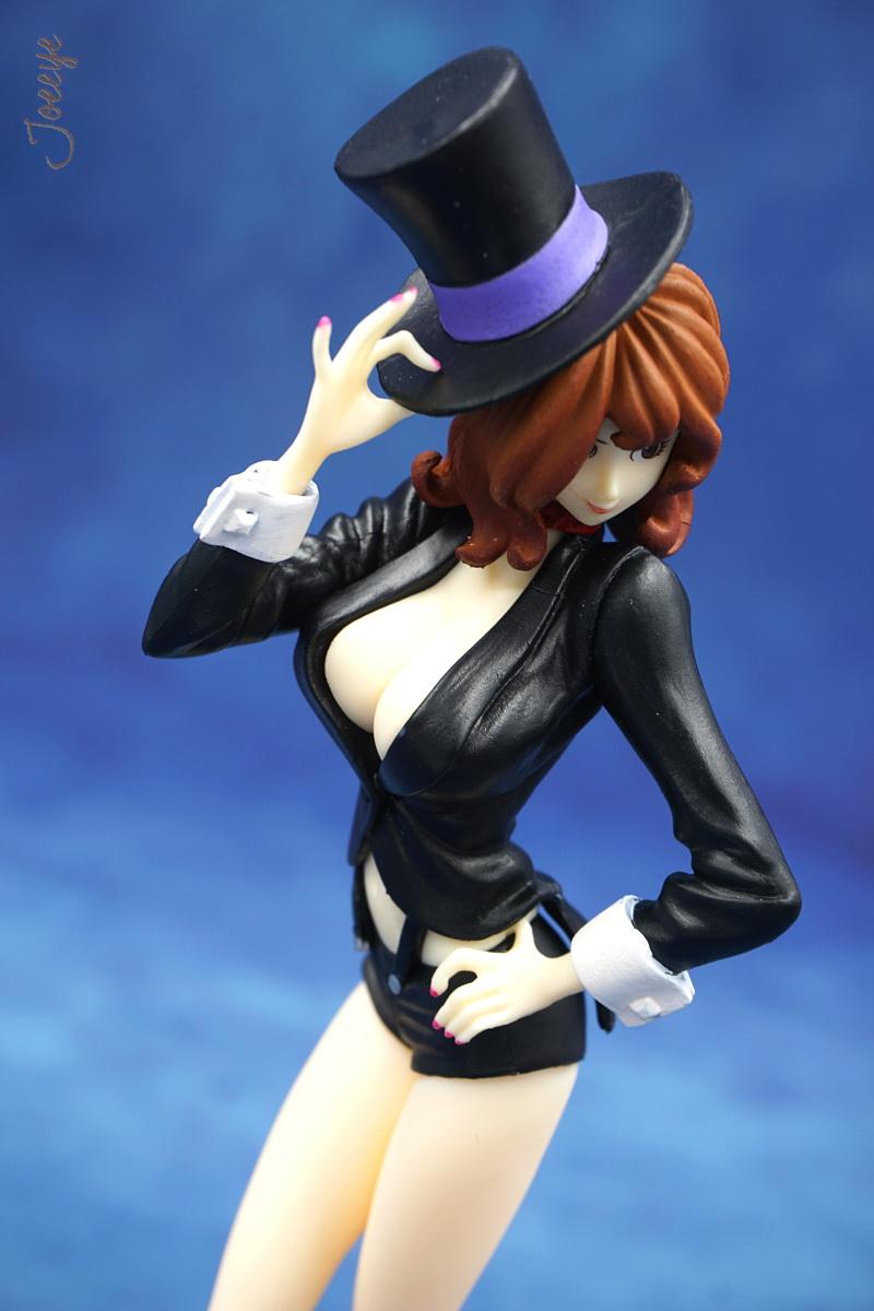 Lupin III PART5 Mine Fujiko Garage Kits rare figurines-Garage Kit Dolls