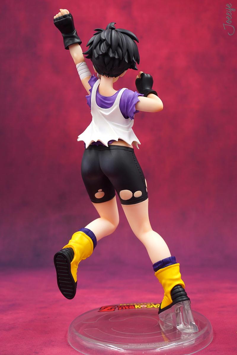 Dragon Ball Gals Dragon Ball Z Videl  Recovery Ver. garage kits resin figure models-Garage Kit Dolls
