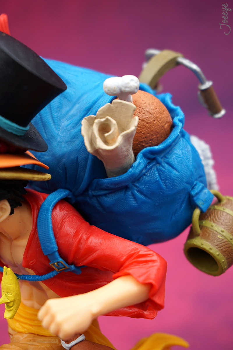 One Piece Monkey D. Luffy  Mania Produce collectible action figures-Garage Kit Dolls