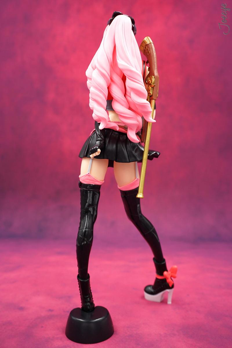 Flag Diamond Ship Perona Code:B Collectible Action Figures Garage Kit Model-Garage Kit Dolls
