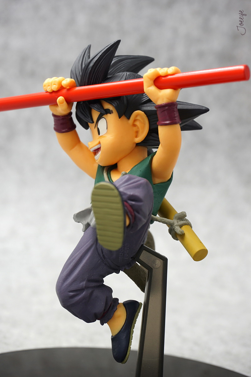 Banpresto fes!! 7 childhood Kakarotto Garage Kits resin Figure Models-Garage Kit Dolls