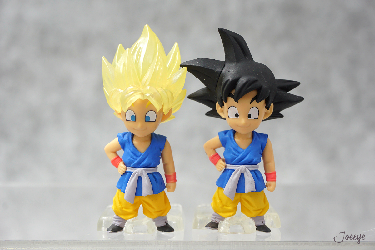 Bandai DRAGON BALLZ Adverge EX Vol.2 Garage Kits resin Figure Models-Garage Kit Dolls