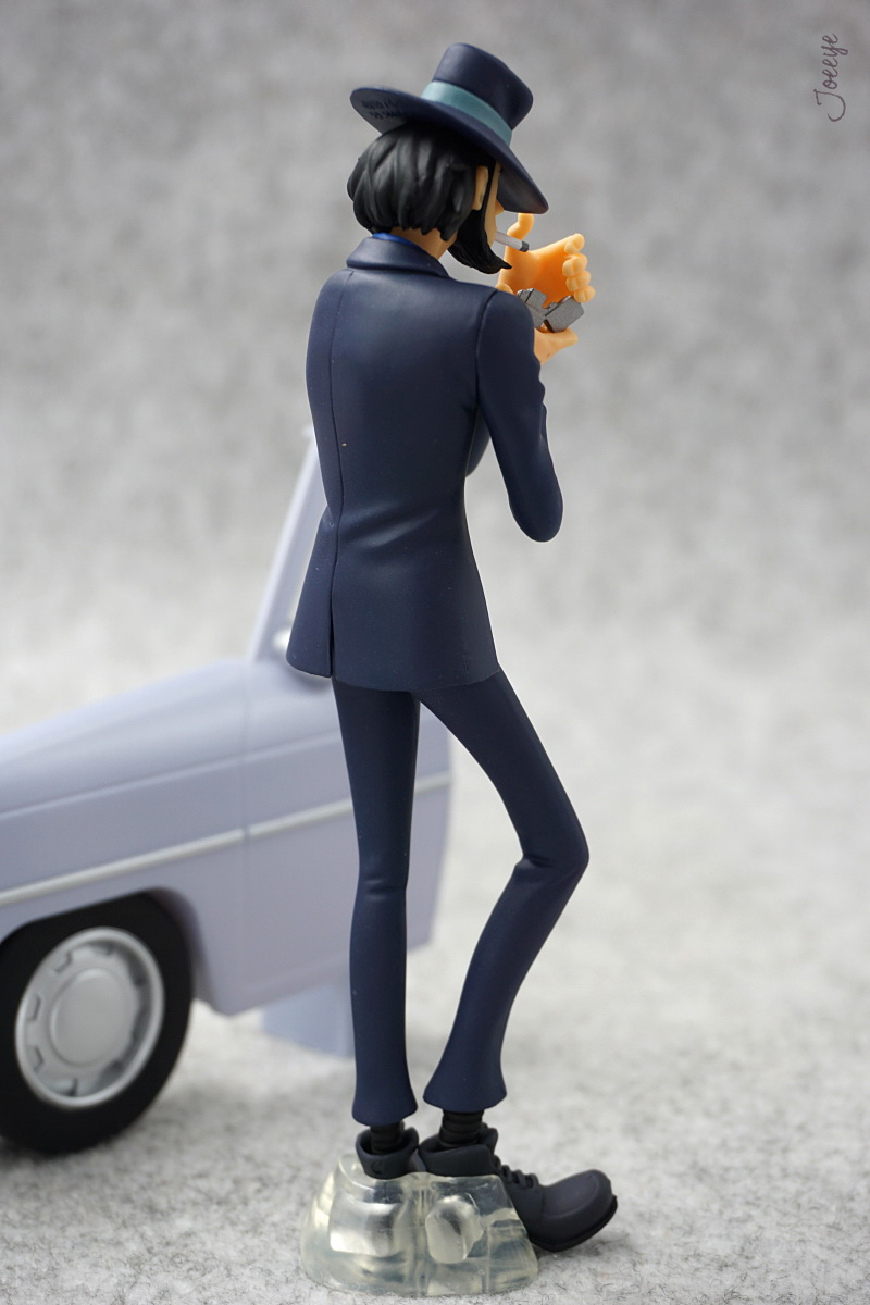 Banpresto Lupin III Garage Kits resin Figure Models-Garage Kit Dolls