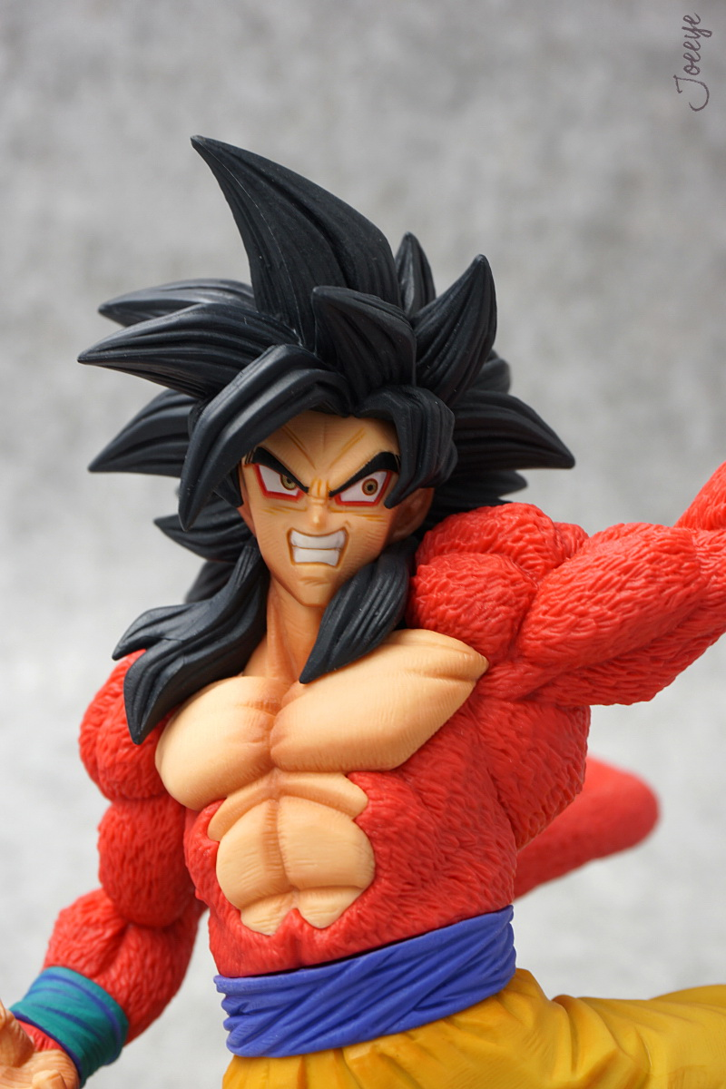 Banpresto fes!! Special ver. Super saiyan 3 Garage Kits resin Figure Models-Garage Kit Dolls