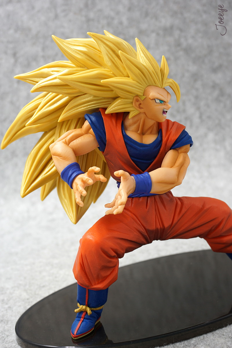 Banpresto fes!! Special ver. Super saiyan 3 Collectible Action Figures-Garage Kit Dolls