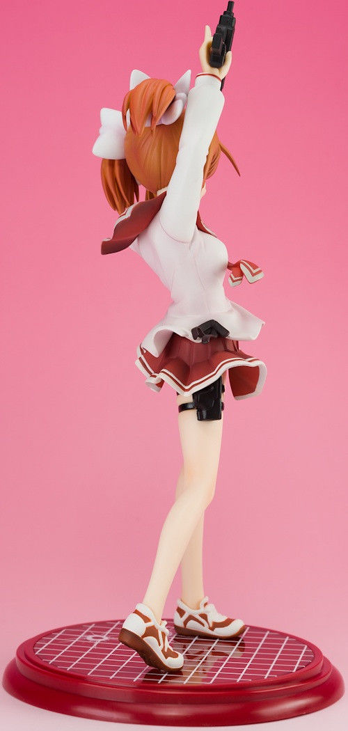 緋弾のアリアAA Akari Mamiya 1/8 Uniforms Garage Kit Model Evaluation-Garage Kit Dolls
