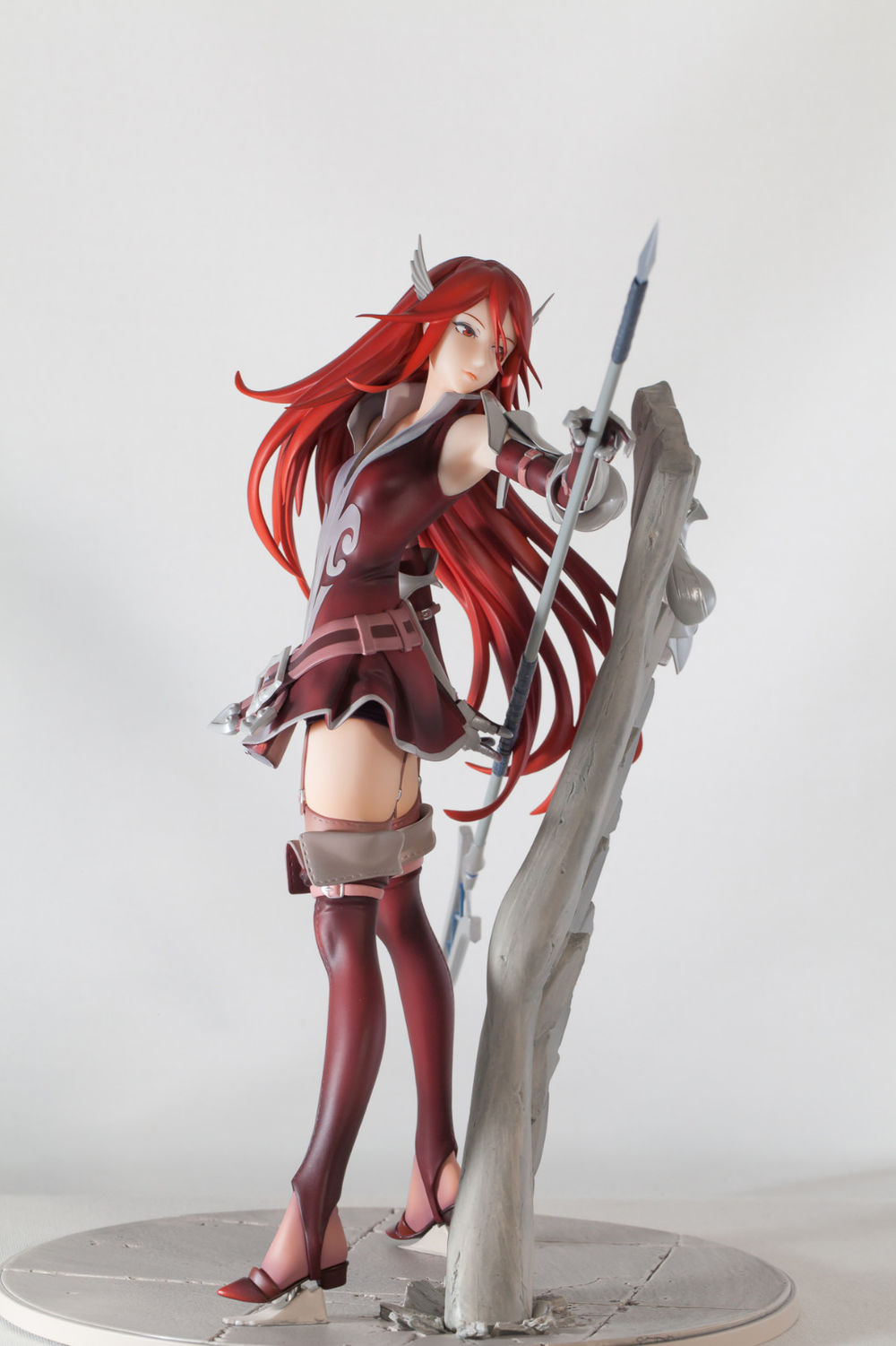 MF X GSC Fire Emblem: Awakening Tiamo Garage Kit Model Evaluation-Garage Kit Dolls