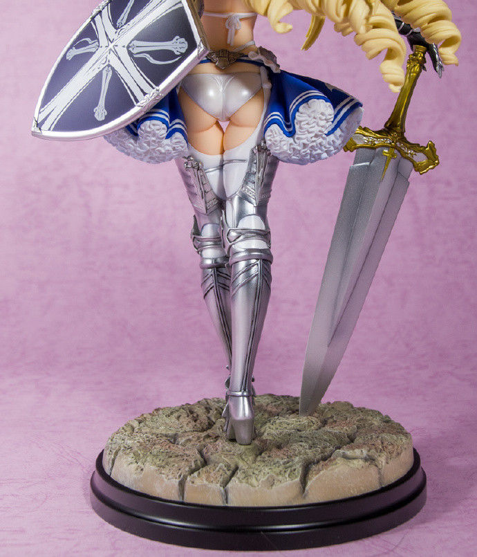 Amakuni X Hobby Japan BIKINI WARRIORS Paladin Garage Kit Model-Garage Kit Dolls