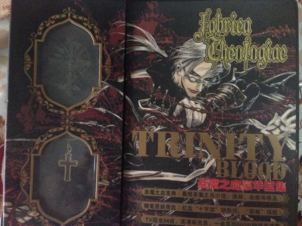Trinity Blood Abel·Nightroad&Esther Blanchett-Garage Kit Dolls
