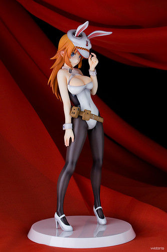 STRIKE WITCHES Charlotte E Yeager Bunny Girl Garage Kit Model-Garage Kit Dolls
