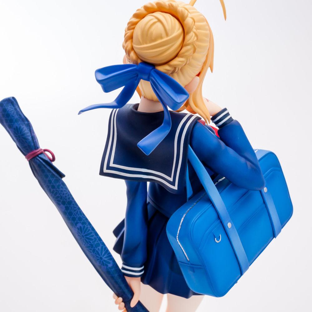 Alter Fate/Stay Night 1/7 Master Arutoria Pendoragon Garage Kit Model-Garage Kit Dolls