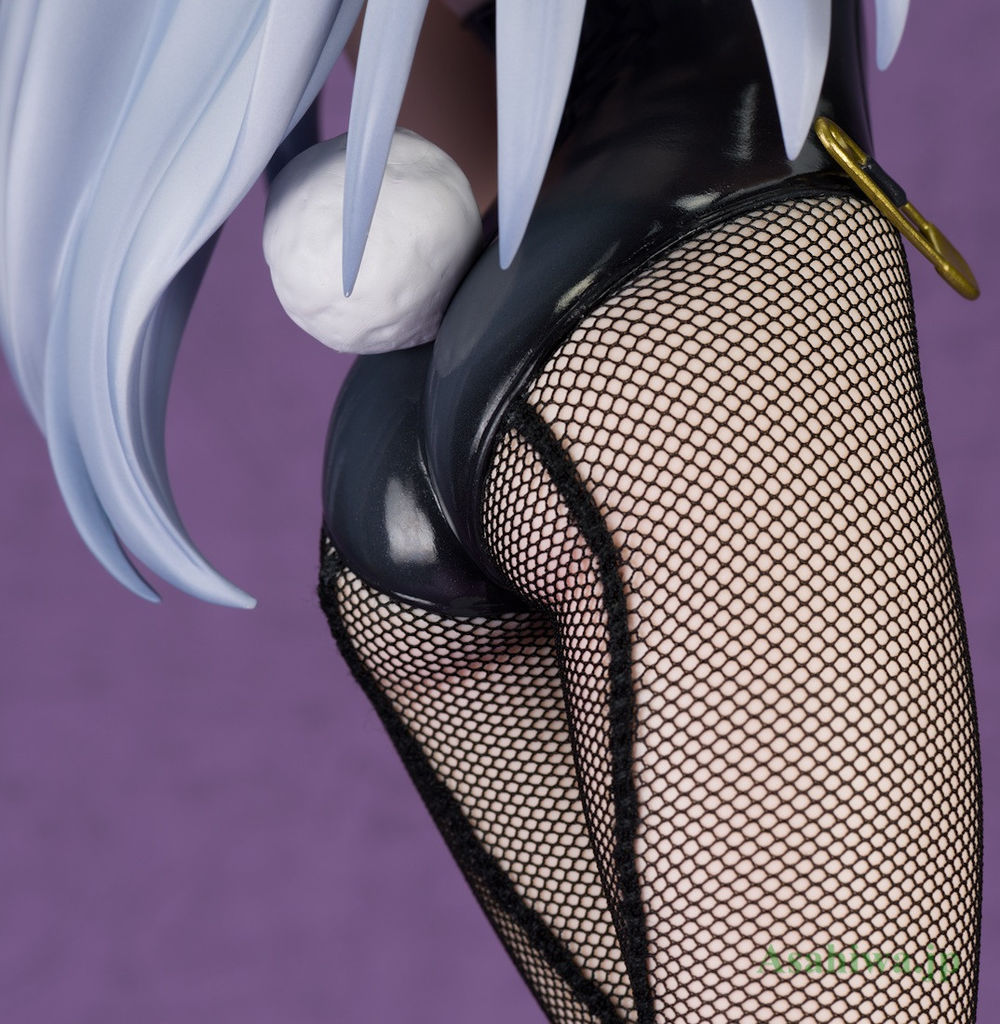 とある魔術の禁書目録 Index-Librorum-Prohibitorum Bunny Girl Garage Kit Model-Garage Kit Dolls