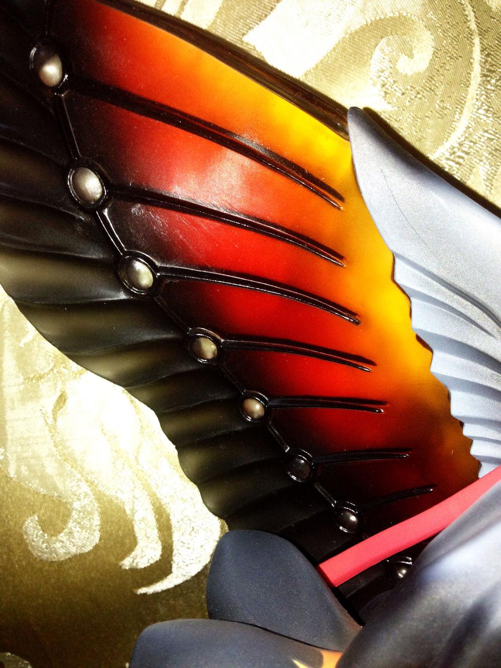 Shining Force EXA Queen of the Mozu Liemcyan La Verse-Garage Kit Dolls
