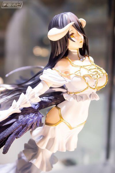 GSC《Overlord》npc albedo appreciation-Garage Kit Dolls