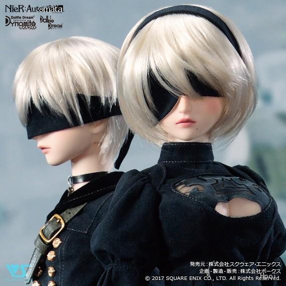 Dollfie Dream Neal: Mechanical Age Yoroha No. 9 S Type-Garage Kit Dolls