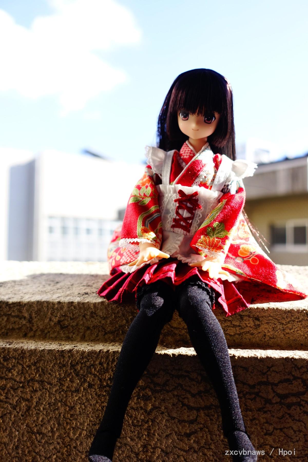 PureNeemo Maya Azone Direct Store Limited ver.-Garage Kit Dolls