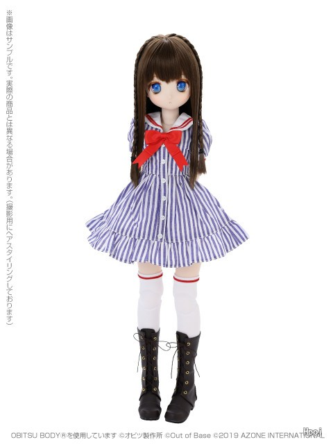 Iris Collect Petit Koharu With happiness-Garage Kit Dolls