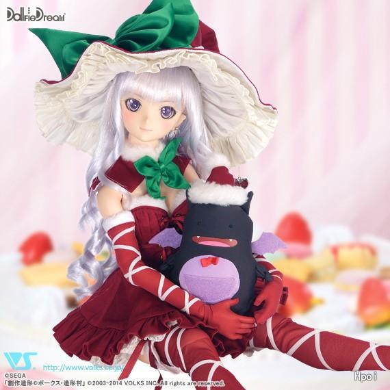 Dollfie Dream: Heart of Light Saulbe & Melody De Grandi Christmas ver.-Garage Kit Dolls