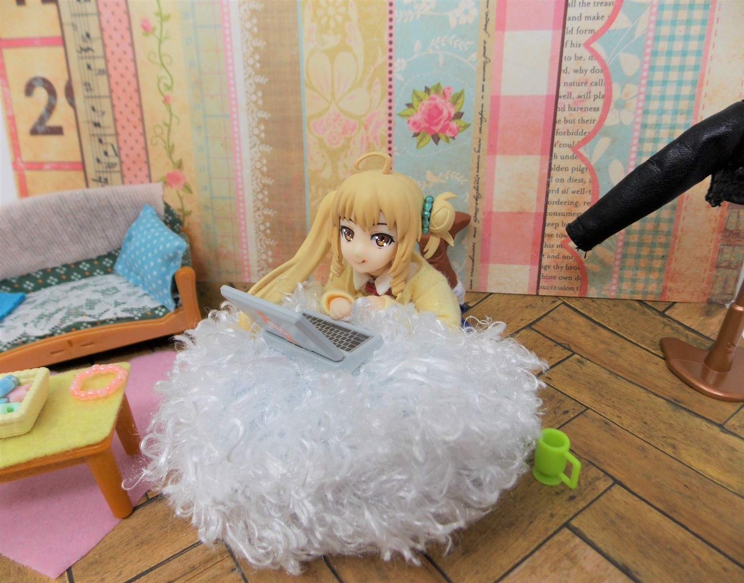 Assault Lily Gaiden No.026 Chemill Friedheim-Garage Kit Dolls