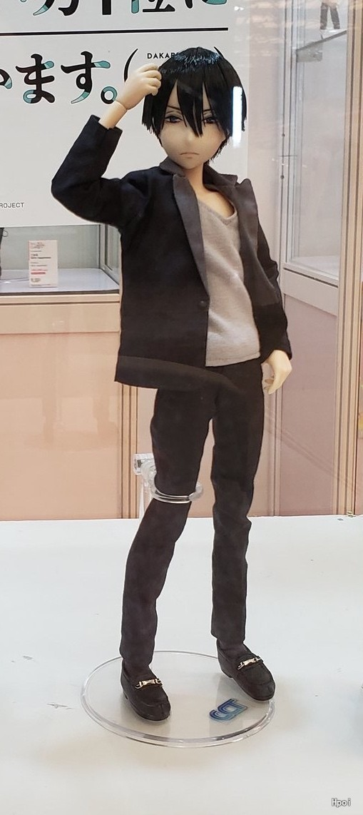 Asterisk Collection Series I threatened the man who wanted to be hugged the most, Takato Saijo-Garage Kit Dolls