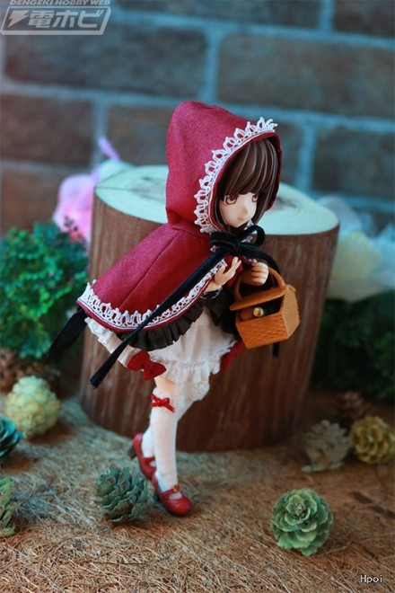 PARDOLL Little Red Riding Hood-Garage Kit Dolls