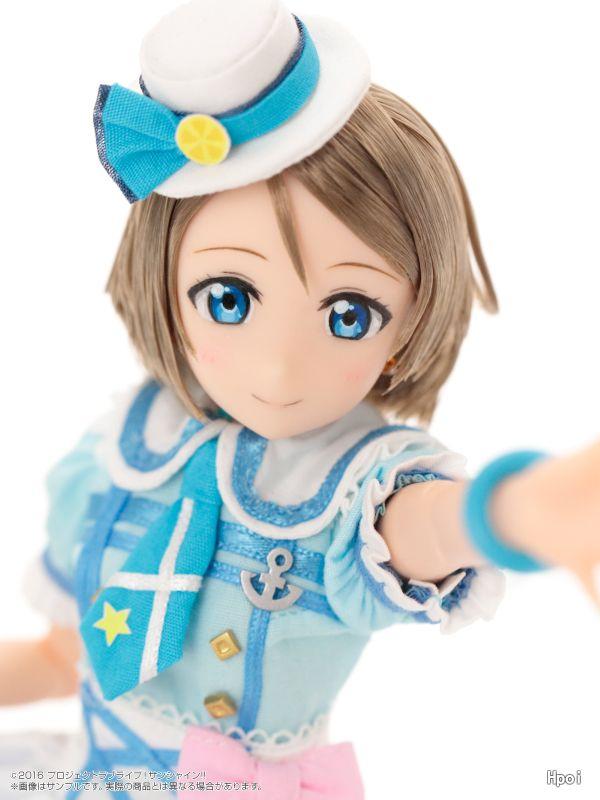 PureNeemo Love Live! Sunshine!! Watanabe Yo-Garage Kit Dolls