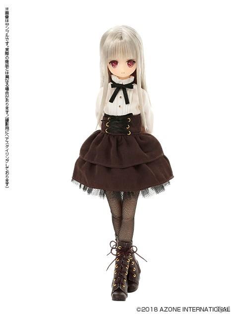 PureNeemo Chiisana Minarai Kisha-Garage Kit Dolls
