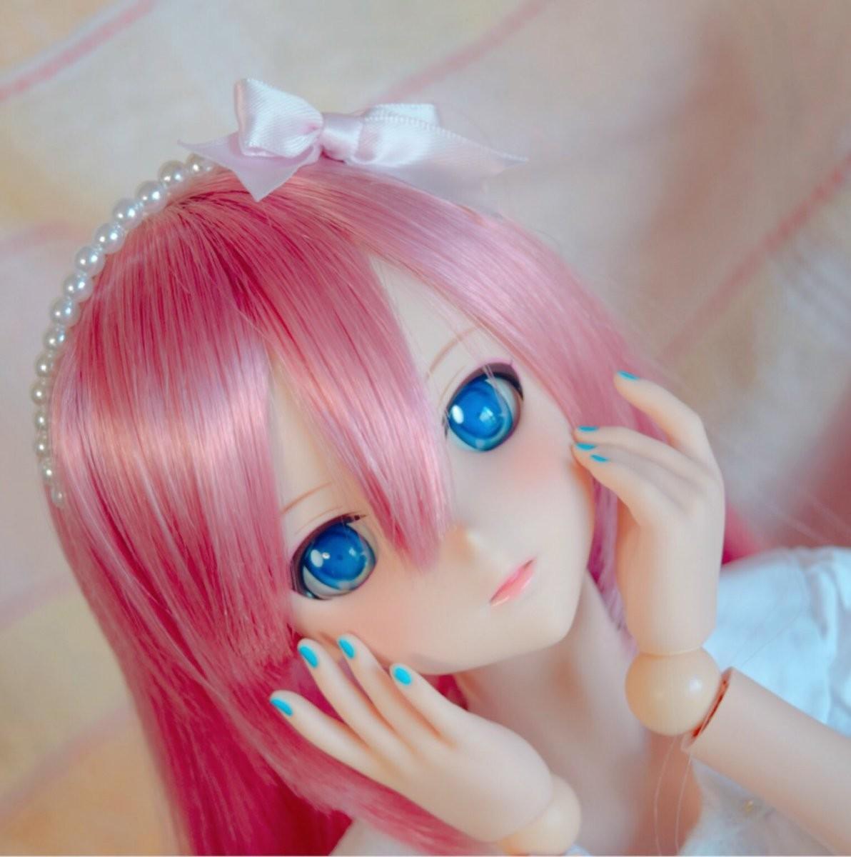 Dollfie Dream Vocaloid Luka-Garage Kit Dolls